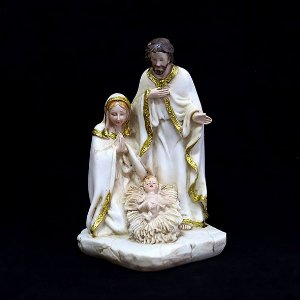 Estatueta Sagrada Família