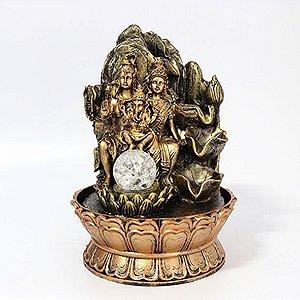 Fonte Família Shiva 3 Quedas