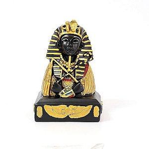 Busto Faraó Tutankhamon - M