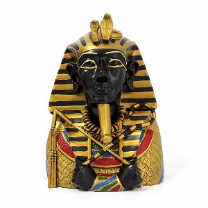 Busto Grande Faraó Tutankhamon