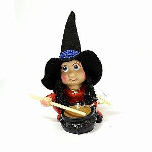 Bruxa Margareth Caldeirão - 4 Cores