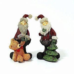 Dupla de Papai Noel