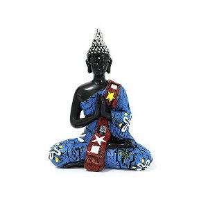 Estatueta Buda Meditando - Pequena