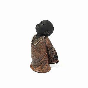 Monge Pequeno Meditando