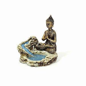 Incensário Buda Hindu Cascata