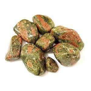 Pedra Unakita - Pacote 200g