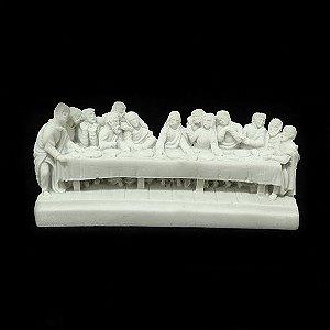 Mini Escultura Santa Ceia