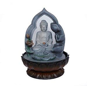 Fonte Buda Meditando Quatro Quedas