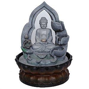 Fonte Buda Tibetano Três Quedas
