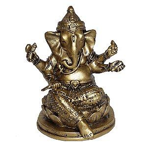 Ganesha em Resina