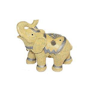 Estatueta de Elefante da Sorte Médio