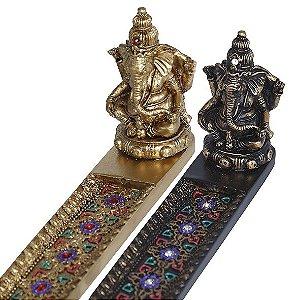 Incensário Ganesha com Brilhante