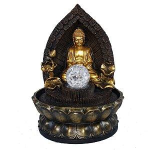 Fonte Buda no Trono