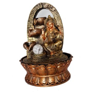 Fonte Lakshmi Arco 3 Quedas