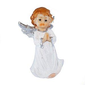 Estatueta Anjo em Pé Gratidão