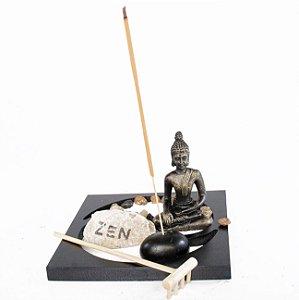 Jardim Zen Quadrado Pequeno