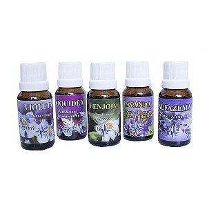 Essência de Flores 15ml - Diversos Aromas
