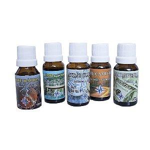 Essência Especial 15ml - Diversos Aromas