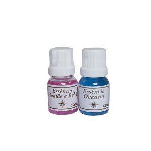 Essência Especial 12ml - Diversos Aromas