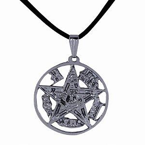 Gargantilha Tetragrammaton 27mm