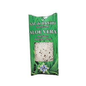 Sal de Banho Aromatizado - Aloe Vera