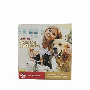 Kit Radiônico - Proteção e Saúde do Pet