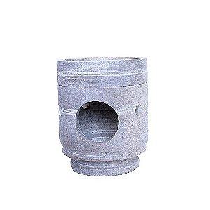 Rechô Reto - Pedra Sabão