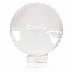 Bola de Cristal 10cm com Base
