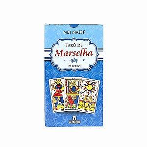 Tarô de Marselha - Alfabeto