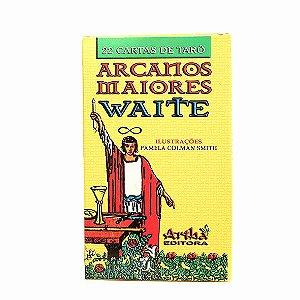 Tarô Arcanos Maiores Waite