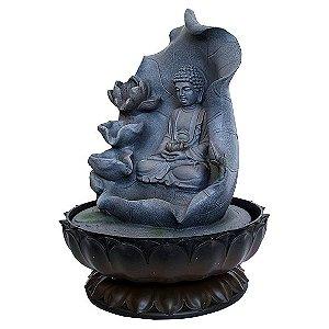 Fonte Buda na Folha