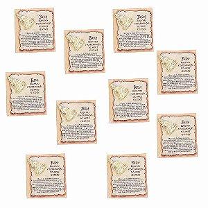 Amuleto Buda - Pacote com 10