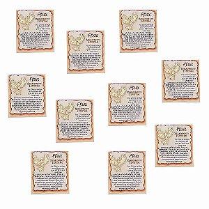 Amuleto Fênix - Pacote com 10