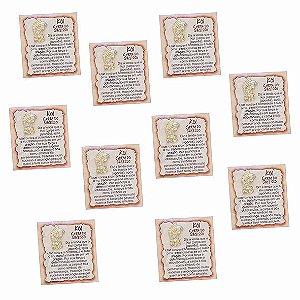 Amuleto Koi - Pacote com 10