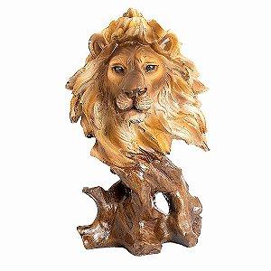 Busto Leão
