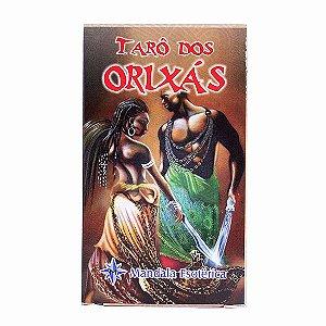 Tarô dos Orixás - Mandala Esotérica
