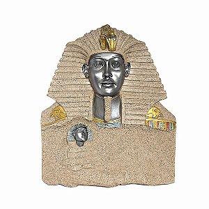 Tutankhamon Marmorizado para Parede