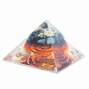 Pirâmide da Ordem de Santa Esmeralda - Cura
