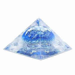 Pirâmide do Arcanjo Miguel - Proteção