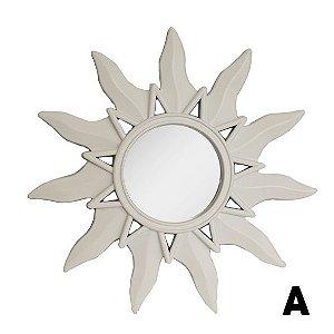 Espelho Branco - Diversos Modelos