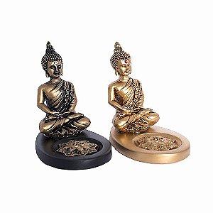 Incensário Buda Tailandês Pequeno