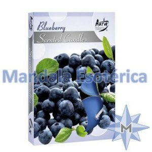 Vela TLlight Aroma Mirtilo - Blueberry