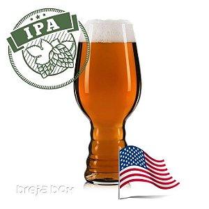 American IPA kit receita - Breja Box
