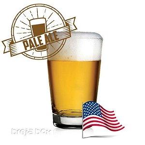 American Pale Ale kit receita - Breja Box