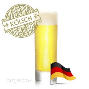 Kölsch kit receita - Breja Box