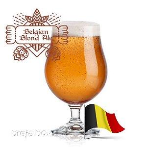 Belgian Blond Ale kit receita - Breja Box