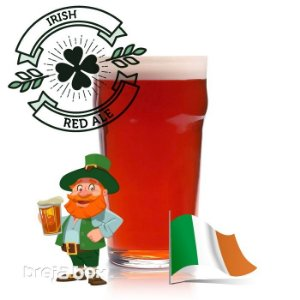 Irish Red Ale Kit Receita Breja Box