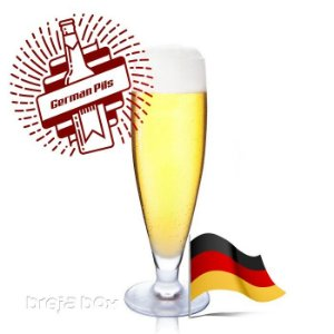 German Pils(Pilsen) kit receita - Breja Box