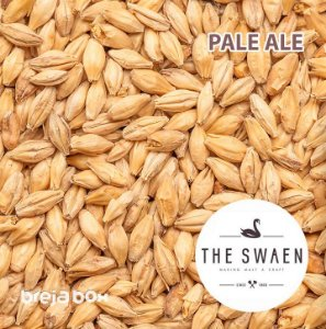 Malte Pale Ale The Swaen | 6-9 EBC Breja Box
