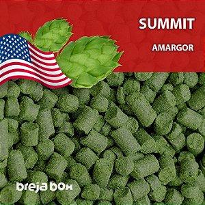 Lúpulo Summit 50g em pellet - Breja Box